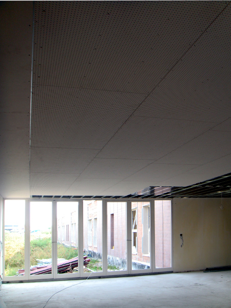 Gypsum radiant cooling and heating ceilings GKM Acoustic - 7